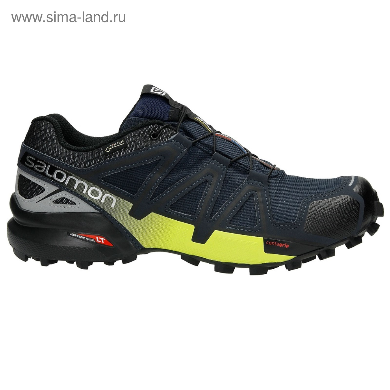 46598af8 Кроссовки SALOMON L39445600 SPEEDCROSS 4 NOCTURNE GTX 9,5 (2837049 ...