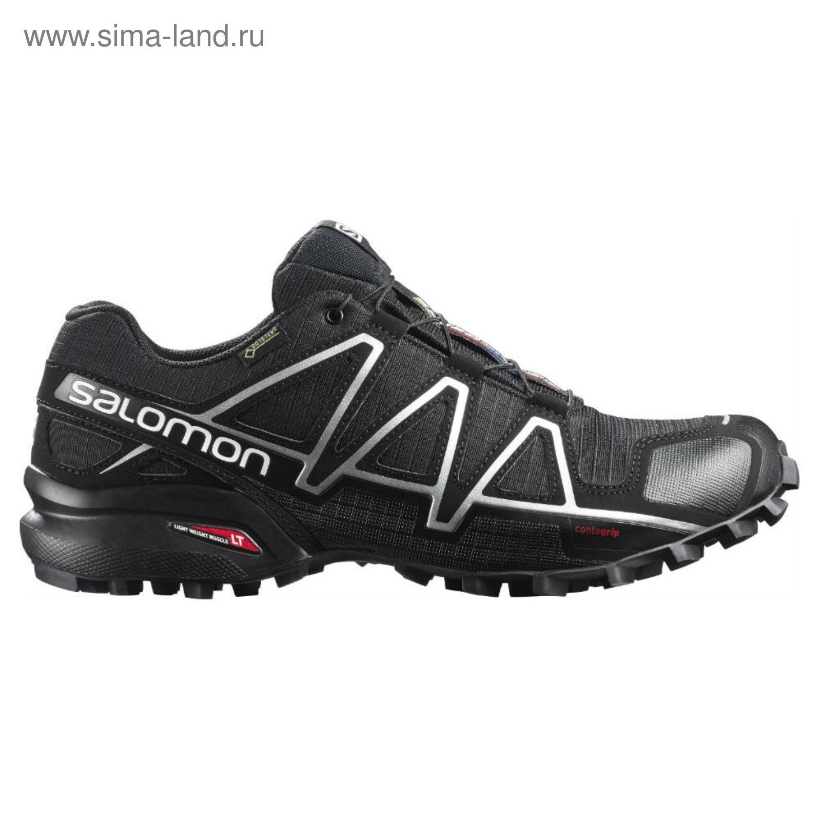 a77a8f6e Кроссовки SALOMON L38318100 SPEEDCROSS 4 GTX 9 (2837023) - Купить по ...