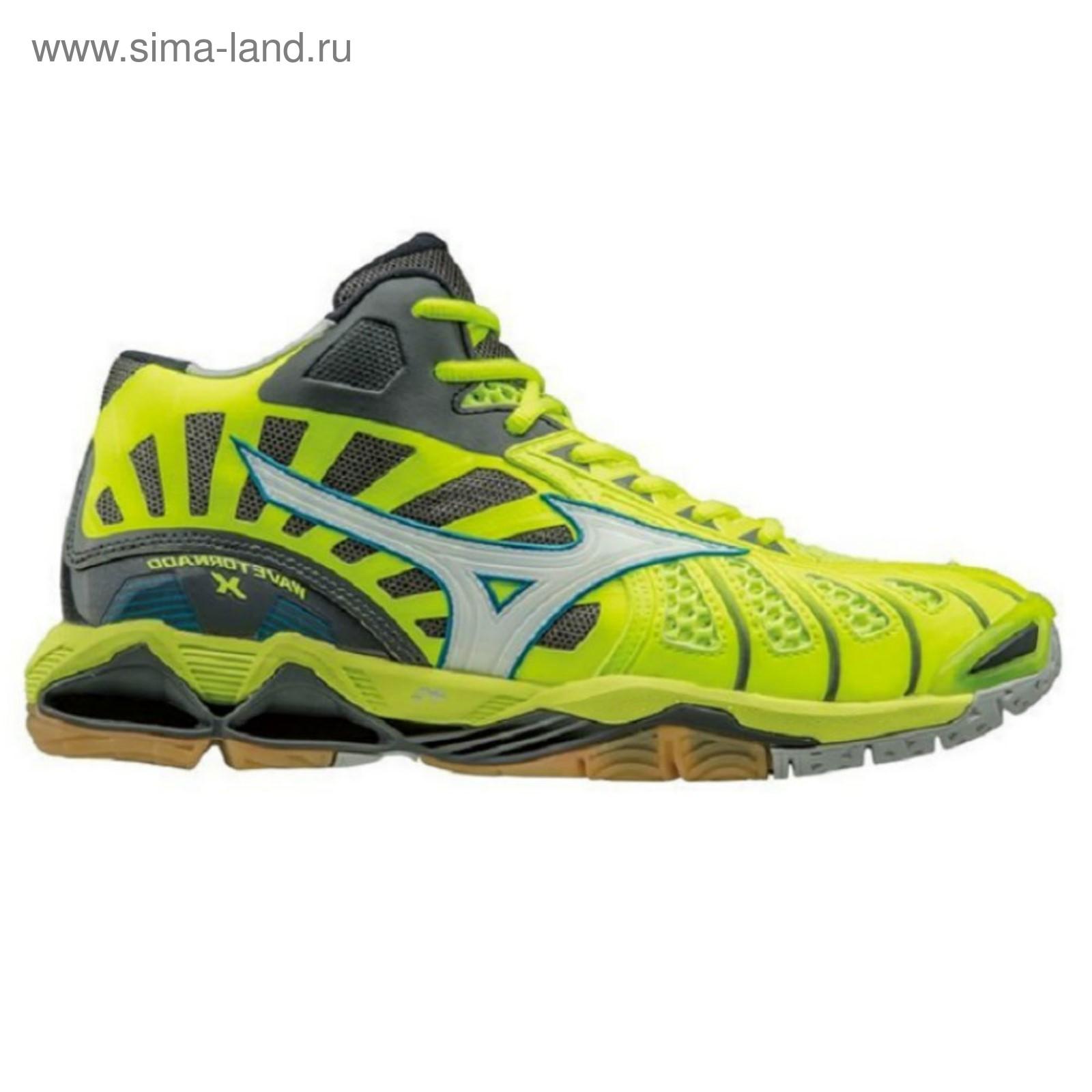 Кроссовки волейбольные MIZUNO V1GA1617 01 WAVE TORNADO X MID 9 ... ee234e05e3e