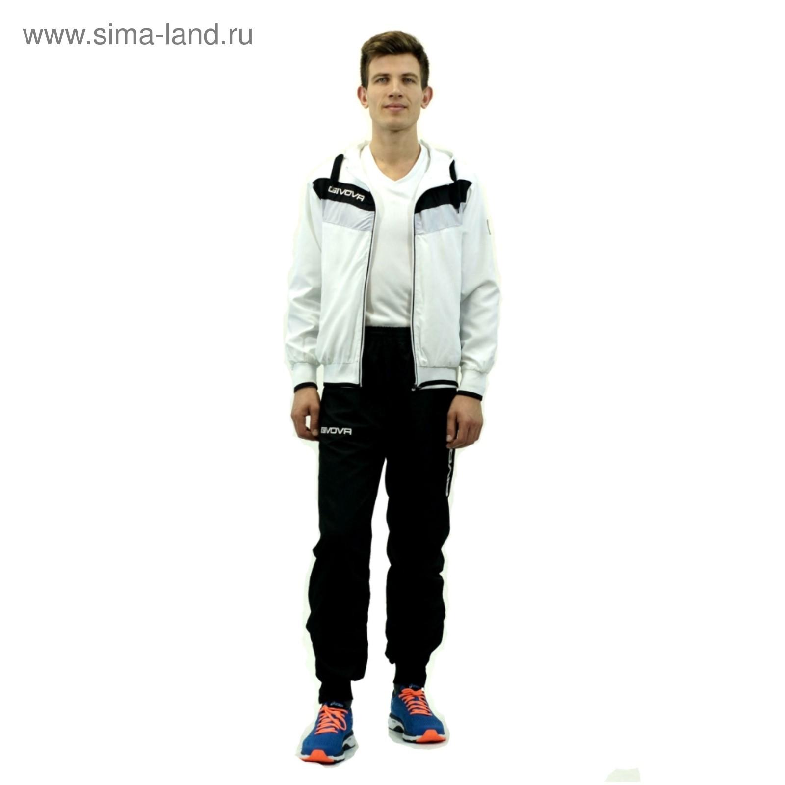 2fc726326330 Спортивный костюм GIVOVA TR020 0310 TUTA MATADOR S
