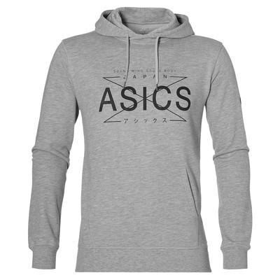 Толстовка ASICS 141090 0714 GRAPHIC HOODY  L