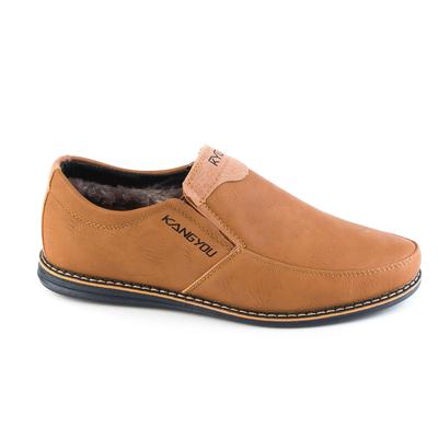 Туфли мужские  (KANGYOU) арт. 7832-6 (Коричневый) (р. 41)