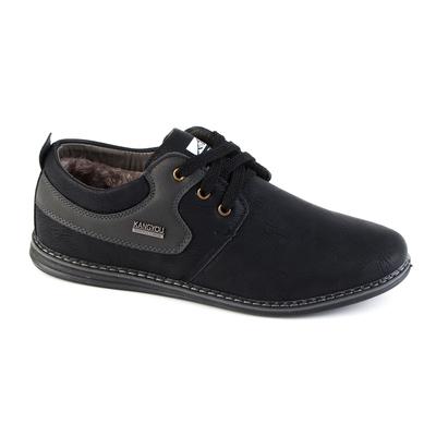 Туфли мужские  (KANGYOU) арт. 7875-3 (Чёрный) (р. 41)