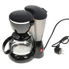 Кофеварка Endever Costa-1041, 650 Вт, 0.6 л, черный