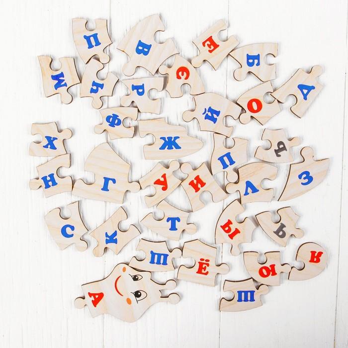 Алфавит русский «Улитка» - фото 1037459