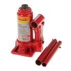 Домкрат гидравлический SPARTA Compact, 2 т, бутылочный, подъем 150–280 мм