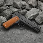 Пистолет софтэйр GALAXY G.13+ пружинный, кал. 6мм