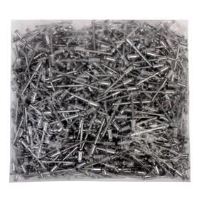 Заклёпки вытяжные TUNDRA krep, алюминий-сталь, 4 х 8 мм, в пакете 1000 шт.