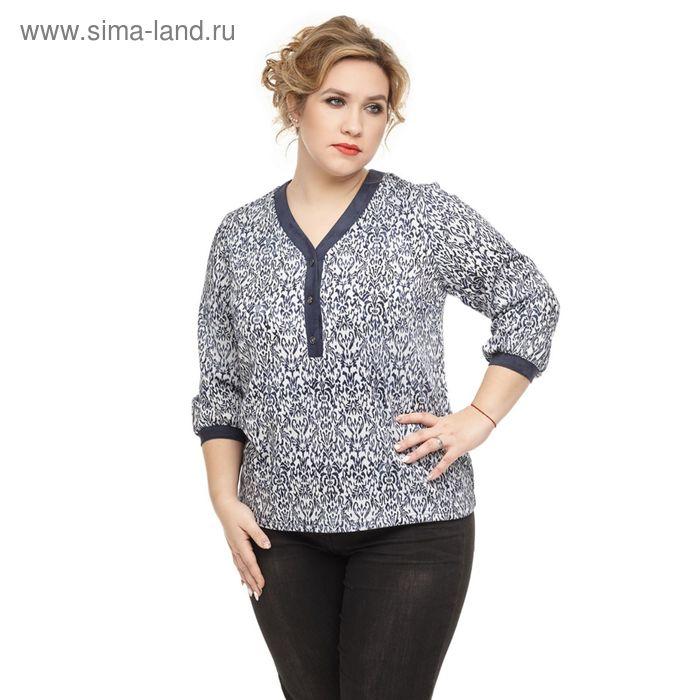 """Блуза женская """"Юнона"""", размер 52 927"""