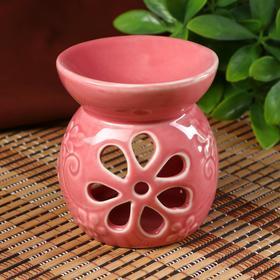 Ceramic oil burner