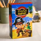 """Детский ночник """"Храбрый пират"""""""