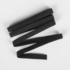Резинка бельевая, 53106, 2м, цвет чёрный