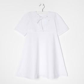 Набор для крещения (рубашка/чепчик), рост 68 см (22)