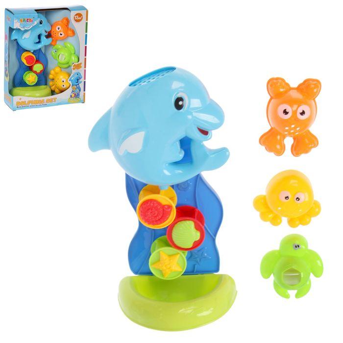 Развивающая игрушка «Дельфинчик»