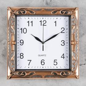 """Часы настенные, серия: Классика, """"Ширли"""", 30х30 см, микс"""