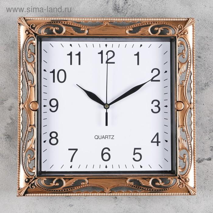 """Часы настенные """"Ширли"""", 30х30 см, микс"""