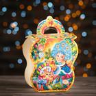 """Подарочная коробка """"Восторг"""", фонарик с пластиком, 17 х 11 х 16,2 см - фото 308273364"""