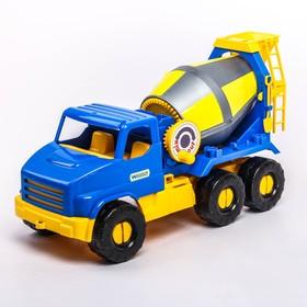Машина-бетоносмеситель City Truck