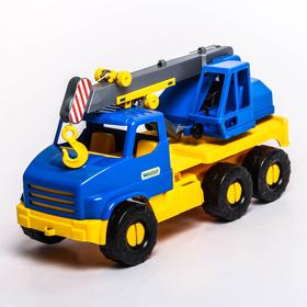 Машина-кран City Truck