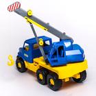 Машина-кран City Truck - фото 105650908