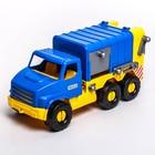 Машина-мусоровоз City Truck