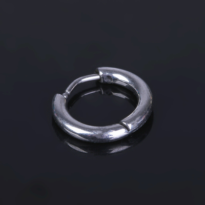 "Piercing ""Ring"" a little, color silver"