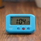 "Alarm clock electronic ""Pager"", rectangular, 6.5x4 cm, mix"