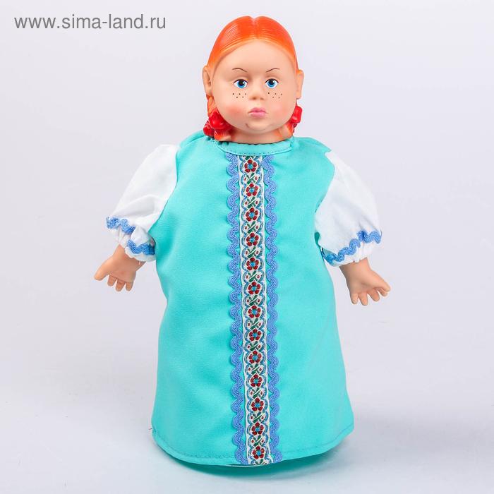 """Кукла-перчатка """"Марфуша Весна"""""""
