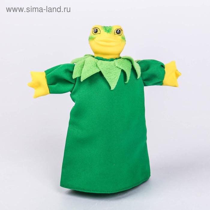 "Кукла-перчатка ""Квакушка Весна"""