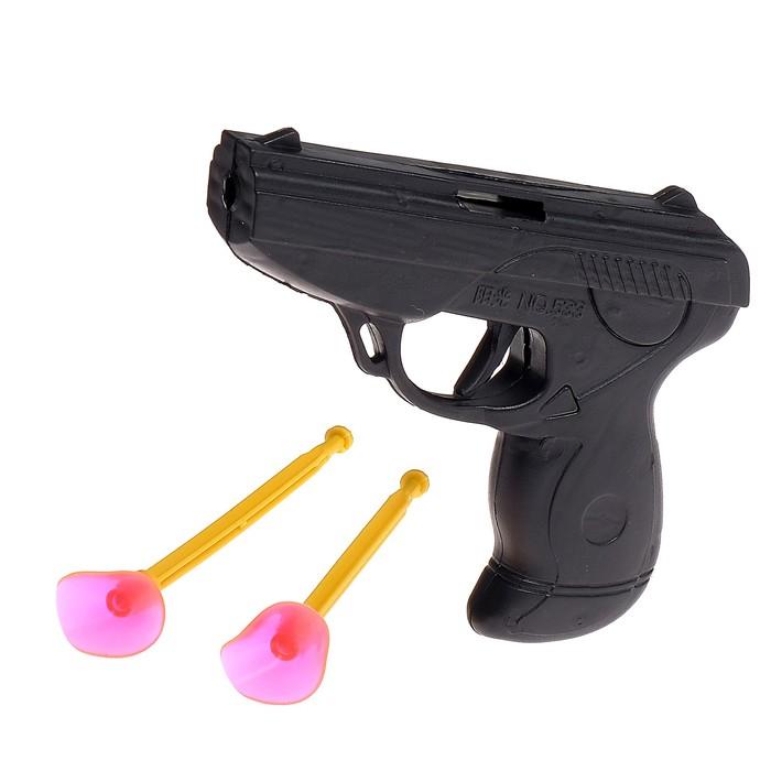 """Пистолет """"Стрелок"""", стреляет присосками"""