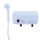 Водонагреватель  Atmor BASIC, 5000 Вт, проточный, универсальный (душ + кран)