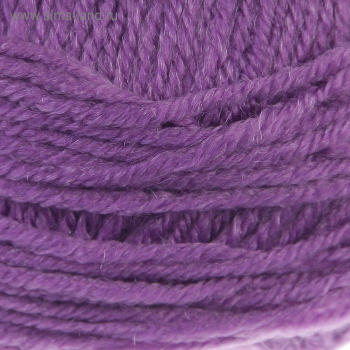 """Пряжа """"Adelia Ivia"""" 100% акрил 150м/62гр (448 фиолетовый)"""