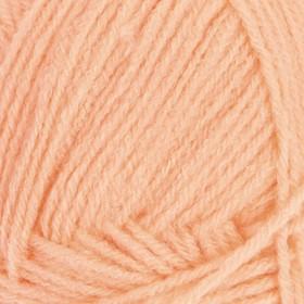 Пряжа 'Adelia Maria' 100% акрил 227м/50гр (06 персиковый) Ош