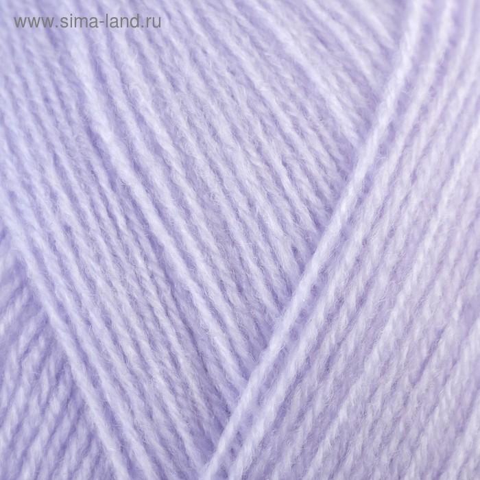 "Пряжа ""Adelia Natali"" 100% акрил 300м/50гр (09 фиолетово-голубой)"