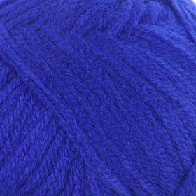 Пряжа 'Adelia Natali' 100% акрил 300м/50гр (11 ярко-синий) Ош