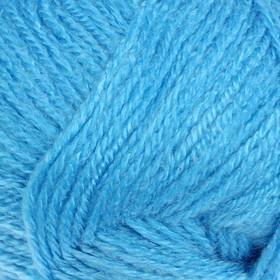Пряжа 'Adelia Natali' 100% акрил 300м/50гр (27 яр.голубой) Ош