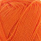 """Пряжа """"Adelia Aura"""" 100% акрил 250м/50гр (119 неон.оранжевый)"""