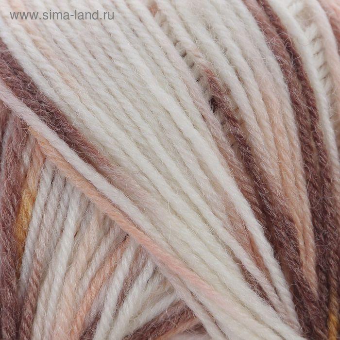 """Пряжа """"Adelia Coral"""" 95% шерсть, 5% акрил 200м/50гр (535)"""