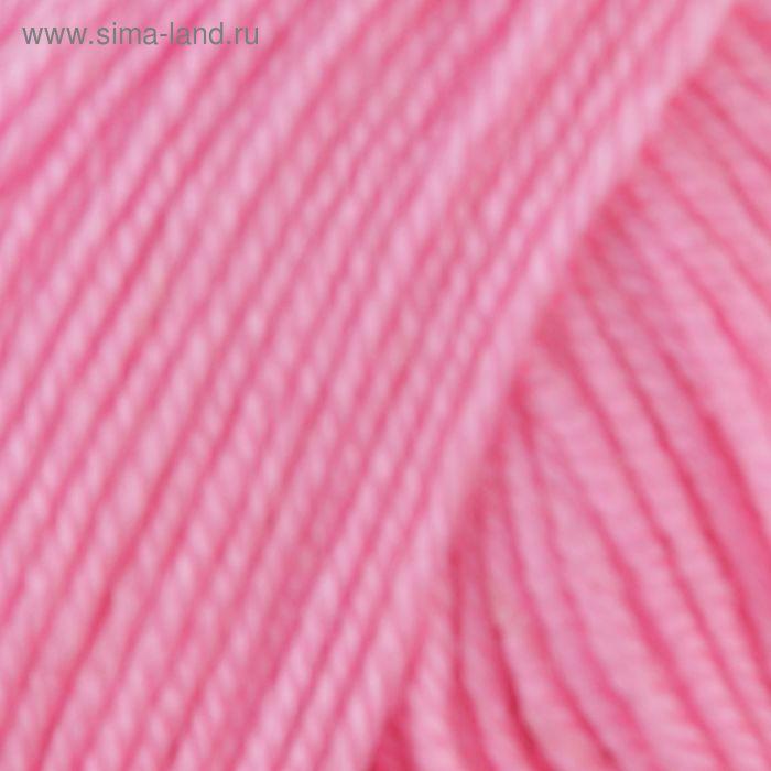 """Пряжа """"Adelia Olivia"""" 60% акрил, 40% шерсть 250м/100гр (04 розовый)"""