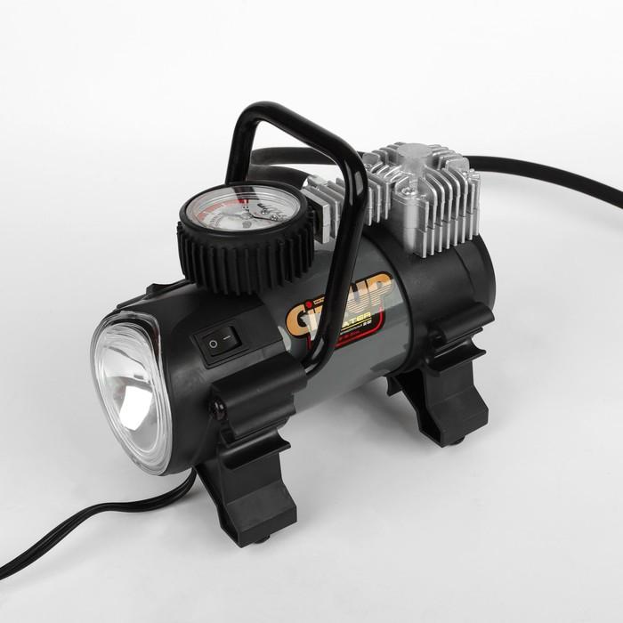 Компрессор CityUp Master, АС-580, 180 Вт, 10 атм, 35 л/мин, с фонарем