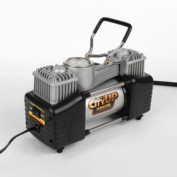 Компрессор CityUp Double Power, АС-620, 300 Вт, 10 атм, 60 л/мин