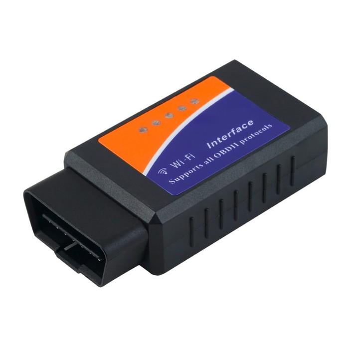 Адаптер для диагностики авто OBD II, WI-FI, версия 1.5