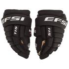 """Перчатки игрока Efsi Nrg 115, размер 8"""", цвет чёрный"""