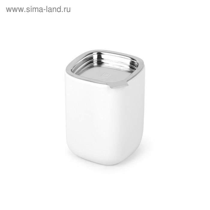 Ёмкость для хранения Cutea белая