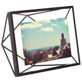 Фоторамка Prisma, 10 х 15, чёрная