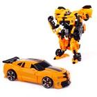 Игровой набор с оружием и маской «Автобот», трансформируется, световые и звуковые эффекты - фото 105502451