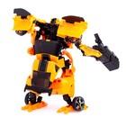 Игровой набор с оружием и маской «Автобот», трансформируется, световые и звуковые эффекты - фото 105502455