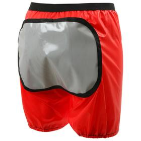 Shorts saucers, size M, mix colors
