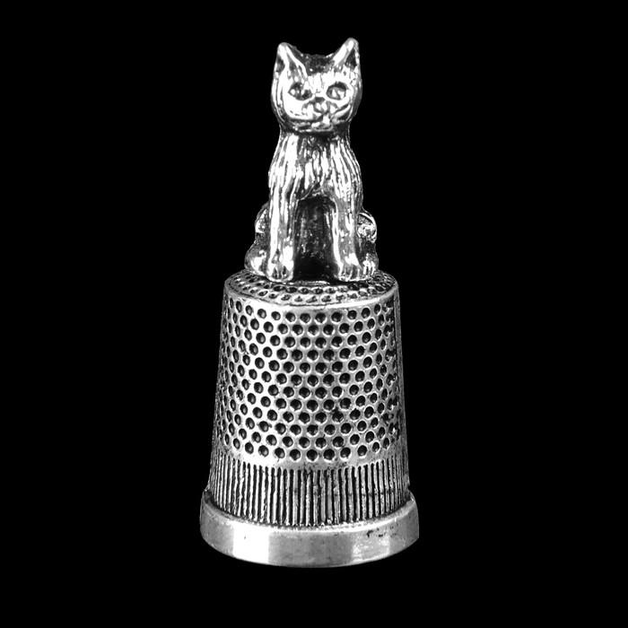 Напёрсток «Кошка», 2х2х4 см