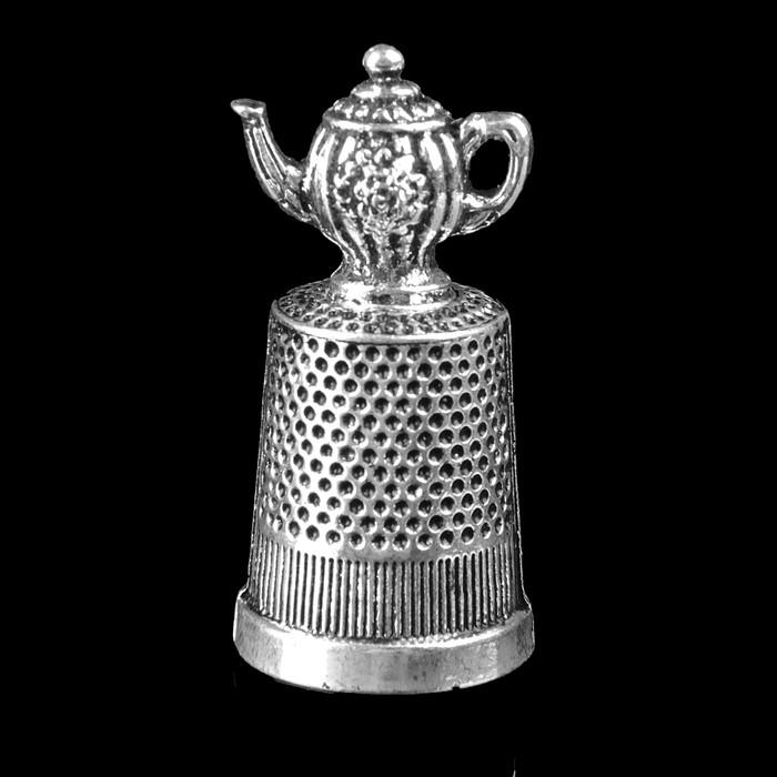 Напёрсток «Чайник», 2×2×4 см